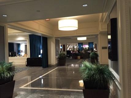 Westin Philadelphia Lobby View