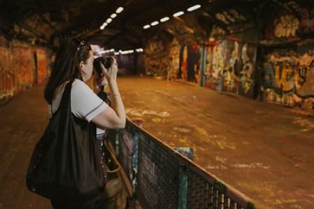 London Photo Shoot Flytographer