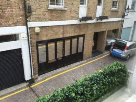 OneFineStay London Mews House view