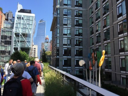Visiting The High Line Park Condos