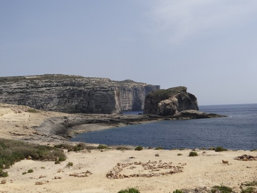 Gozo sea view