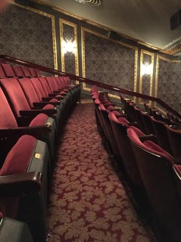 One ticket to Hamilton Orchestra seats