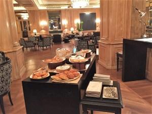 Italian breakfast Westin Milan CaffeLatte