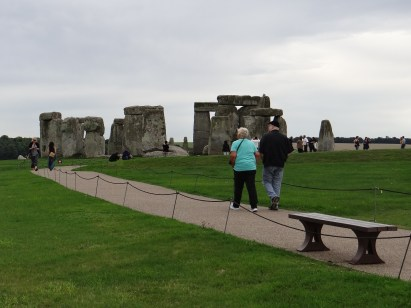 Walking path Visit Stonehenge