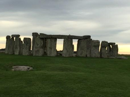 Stonehenge Sunset Stones Photo