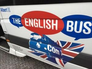 The English Bus Visit Stonehenge tour