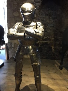 Knight Armor Tower of London tour