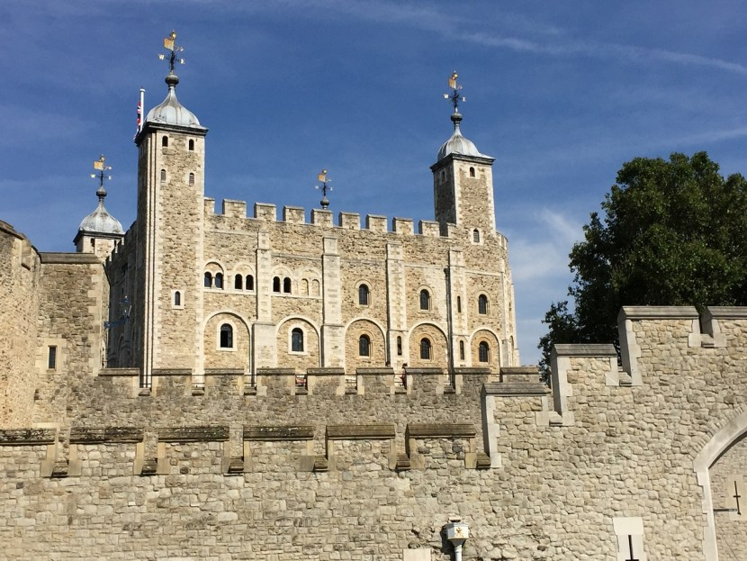 White Tower of London tour Context Travel