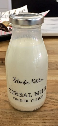 Cereal Milk by Blondie's Kitchen London