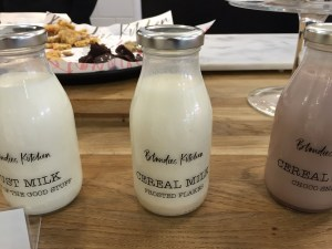 Blondie's Kitchen Cereal Milk London