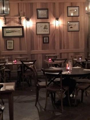 Dining Room The Grazing Goat Marylebone