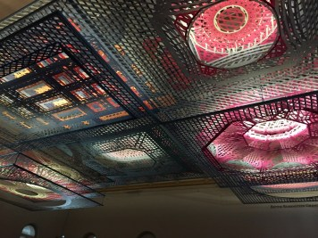 Art Weekend in D.C. Parallax Gap at The Renwick Gallery
