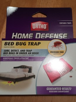 Ortho Bed Bug Trap Package