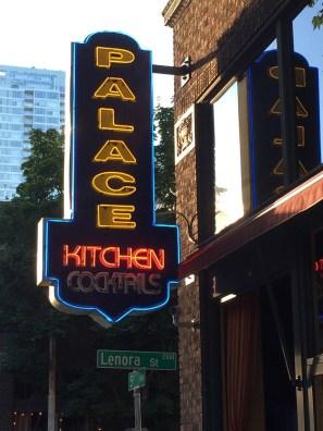 Palace Kitchen Seattle best burger