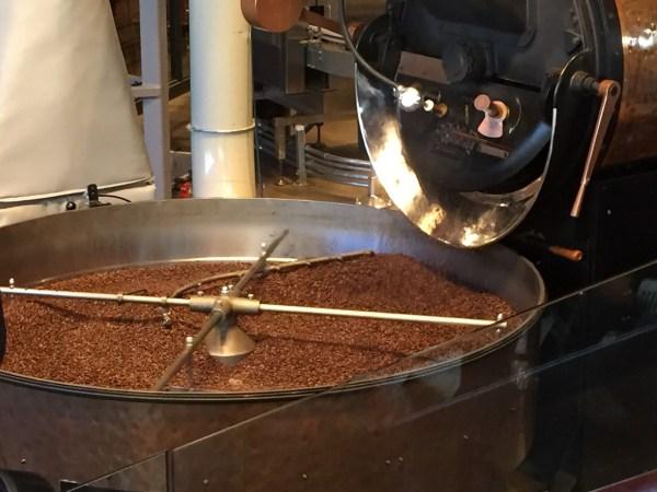 Seattle - Starbucks Roastery And Tasting Room Experience