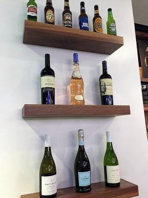 PHL Centurion Lounge wine beer