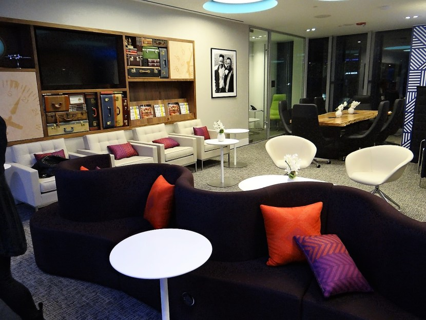 New In A West At Phl Airport Amex Centurion Lounge