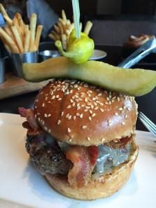 Best Burger in D.C. Bourbon Steak D.C.