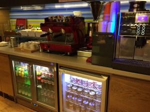 London Aloft drinks