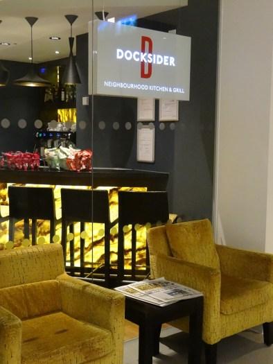 London Aloft Excel Convention Bar