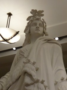 Statue of Freedom - US Capitol Tour hall