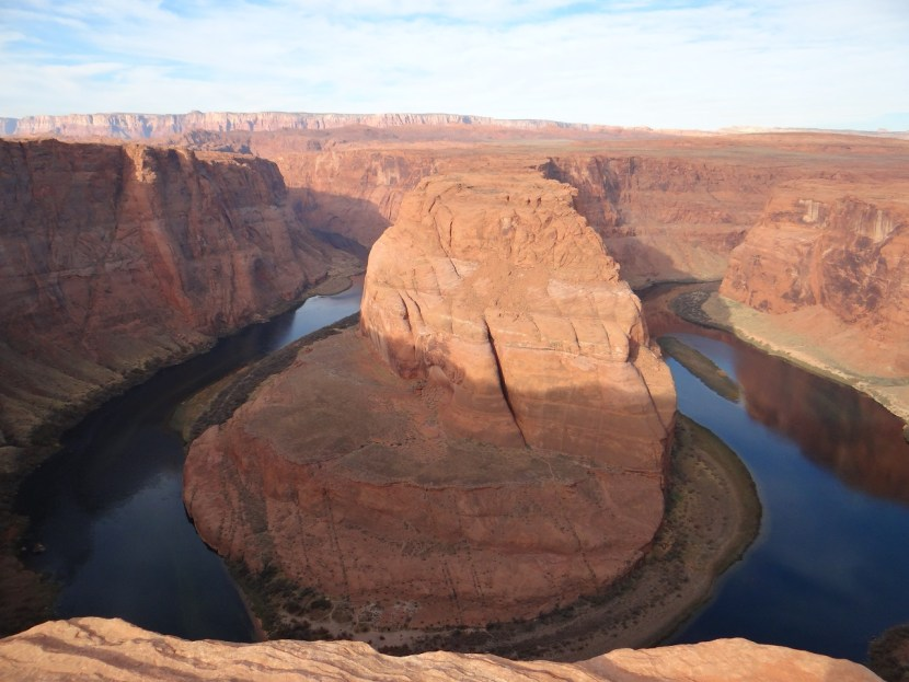Horseshoe Bend Morning View