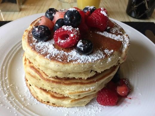 Best Las Vegas Pancakes at Wynn Hotel