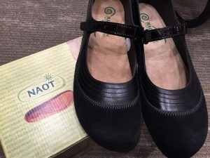 Naot Mary Jane shoes best travel shoes for women