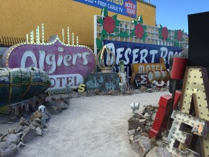 Neon Museum Tour Hotel Motel Neon Signs