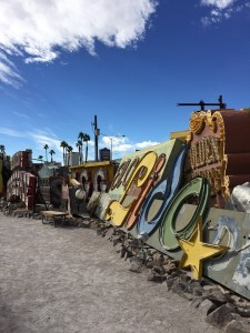 Neon Museum Tour Neon Signs
