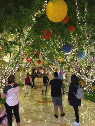 The Wynn Hotel Lobby