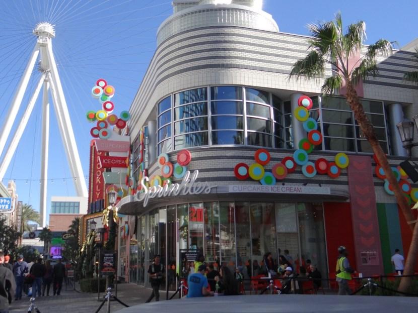 Sprinkles Las Vegas LINQ Promenade