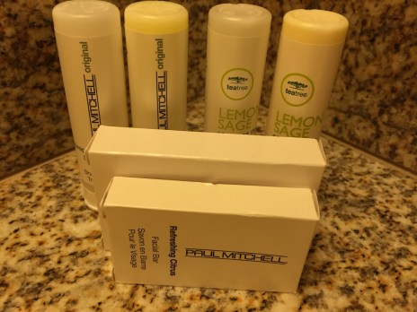 Marriott Courtyard Page at Lake Powell Toiletries Paul Mitchell
