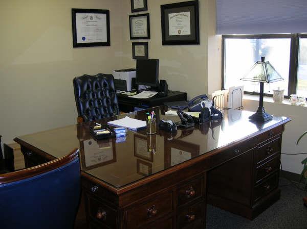 Law Office Decor