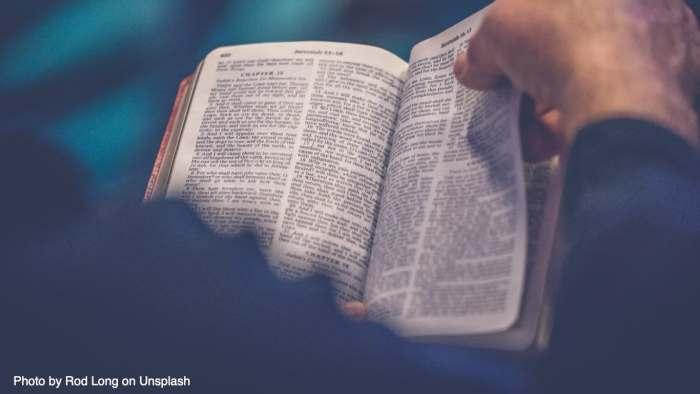 Bible Reading 1