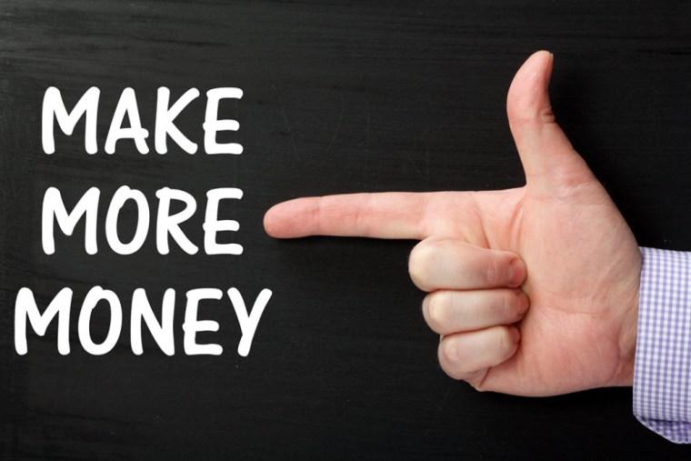 sales skills: make more money byn upselling