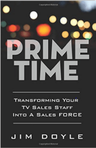Great TV Sales Management Book