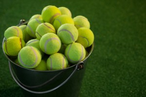 Details are like tennis balls in advertising