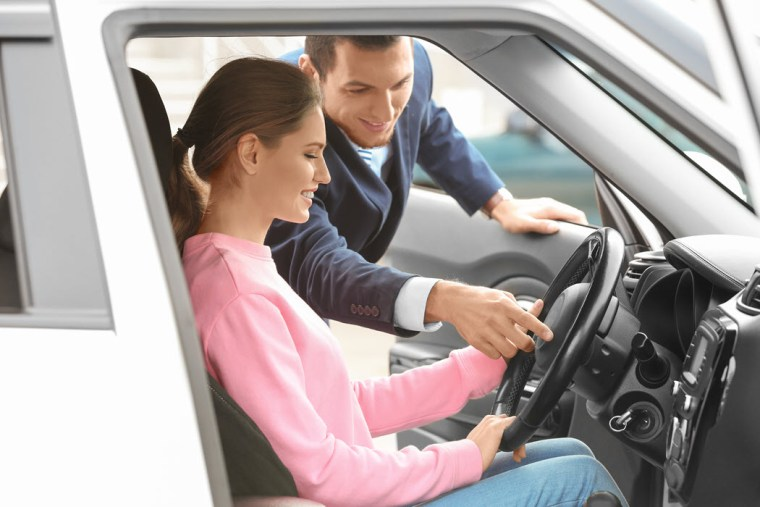 Sales advice: put the prospect behind the wheel