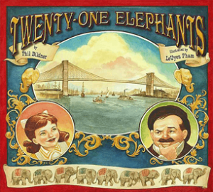 Twenty One Elephants
