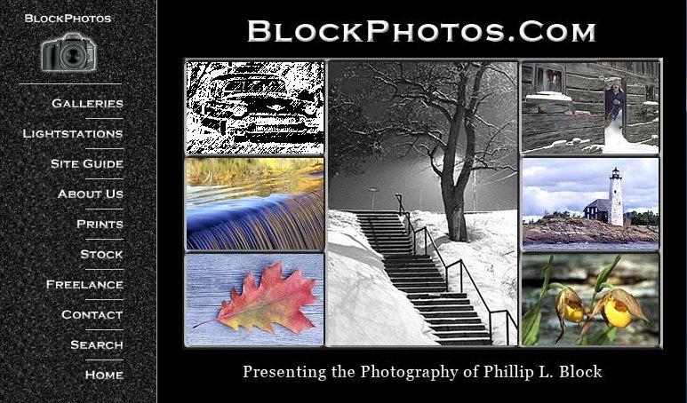 BlockPhotos.com Legacy Site