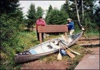 Isle Royale Tandem Canoe Trip