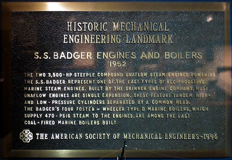 Historic Mechanical Engineering Landmark
