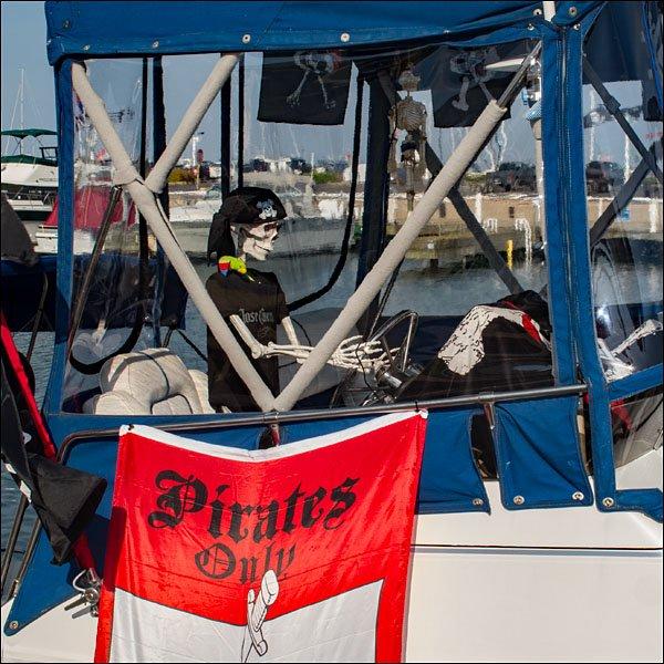 Pirate Skipper