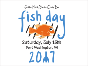 2017 Fish Day Art