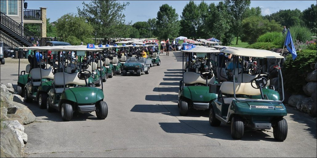 USO of Wisconsin Golf Outing