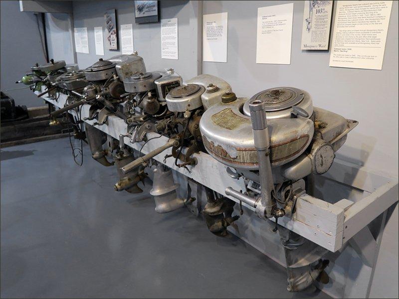 Door County Maritime Museum, Gill's Rock, WI
