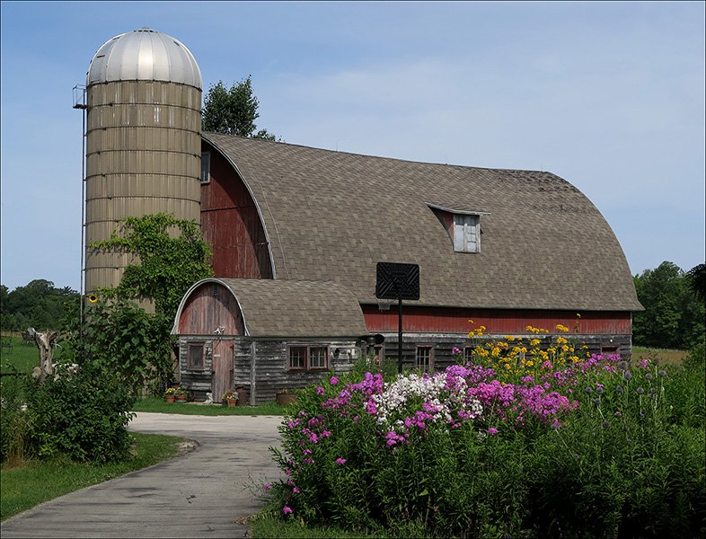 Picturesque Barn