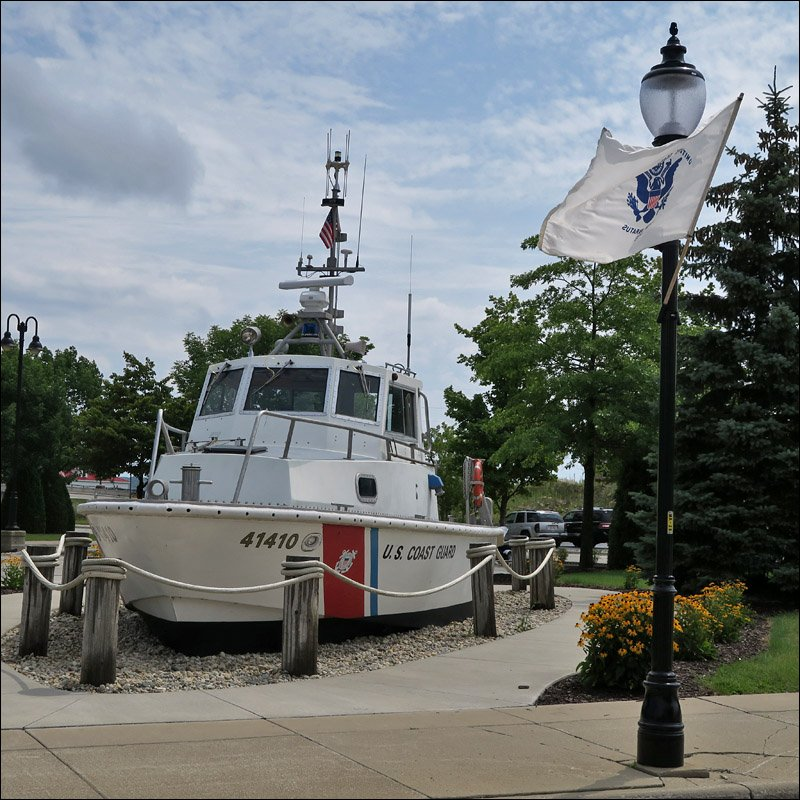 USCGS 41' Utility Boat