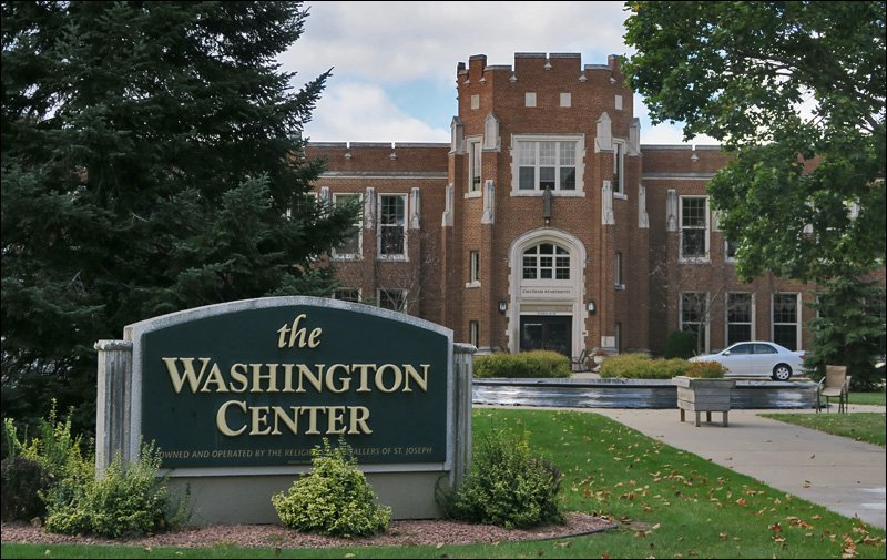 Washington Center, New London